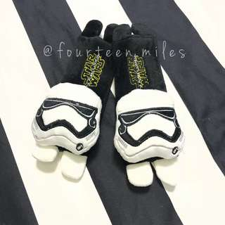[INSTOCKS!] STORM TROOPERS SEATBELT COVER