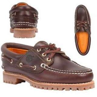 Timberland Women's Noreen 3 Eye Boat Shoes
