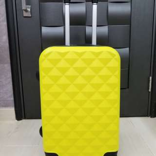 Kikura Luggage (Yellow)