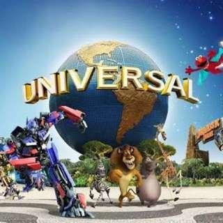Universal Studios Singapore Voucher