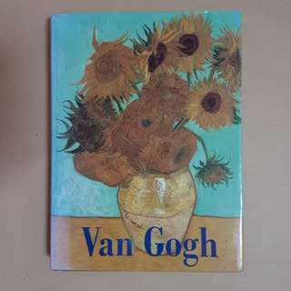 Vintage Hardcover Van Gogh 1853-1890 Edited by Susan Alyson Stein (Published 1986) ISBN 3-89508-108-6