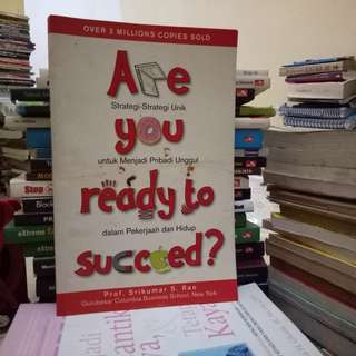 Are You Ready To Succeed ?