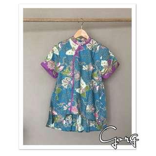 Gorg batik made to order top