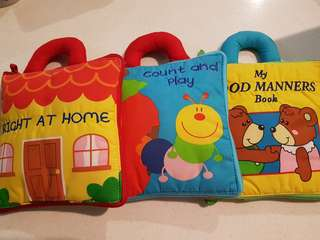 Play to Learn Activity Book for babies