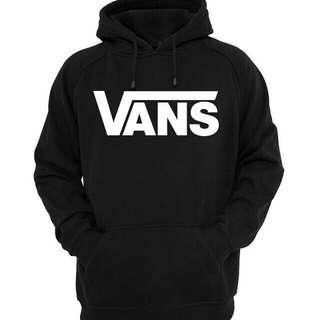 Jaket hoodie Vanz