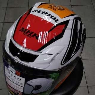 Helmet MHR BEATZ HONDA REPSOL