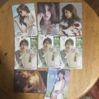 Suzy Yes Card