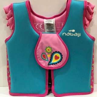 Decathlon Girl swim vest