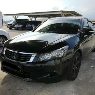 HONDA ACCORD 2.4(A) IVTEC 2008