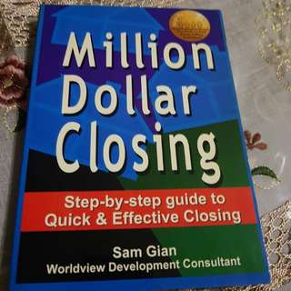 Million dollars closing