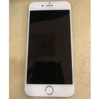 iPhone 6 silver. 64GB