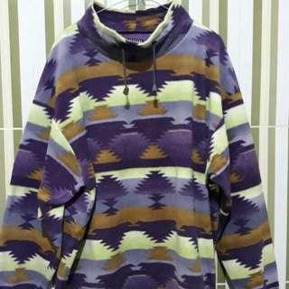 Crewneck Sweater Ethnik style