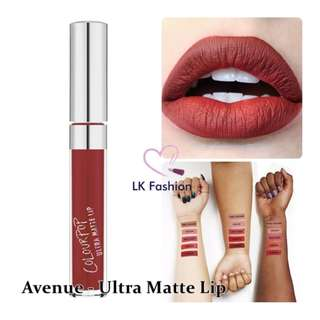 💕 Instock 💕 Colourpop Ultra Matte Lip 💋 Avenue 💋