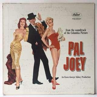 Frank Sinatra, Rita Hayworth, Kim Novak – Pal Joey (1957 USA Original - Vinyl is Excellent)