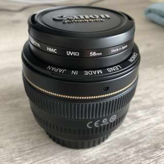 Canon Lens EF 50mm f/1.4