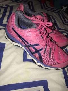 Brand new ASICS netball shoes