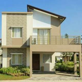 House and lot for sale chessa unit as low as 41k/monthly