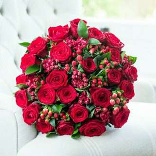 Flower Bouquet∕Hand Bouquet∕Birthday Bouquet∕Anniversary Bouquet∕Proposal Bouquet - 5DCF