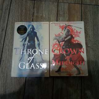 Throne of Glass (1&2)