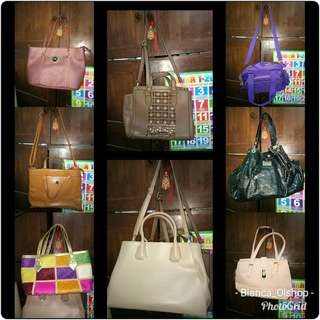 Preloved tas kolpri