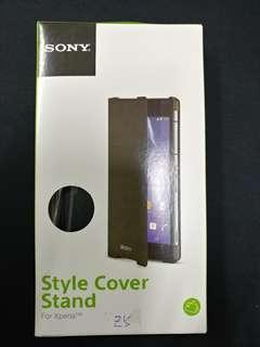 Sony Z5 黑色皮套