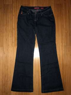 Miss Sixty ladies jeans bell bottom
