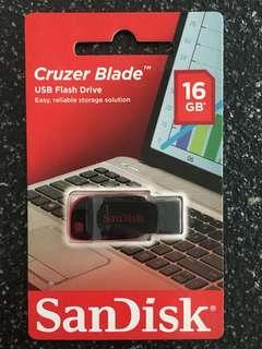 USB Flash Drive (16GB)