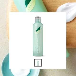 instock – Innisfree green tea mint fresh shampoo