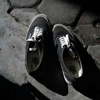 vans authentic anaheim factory 44dx bw