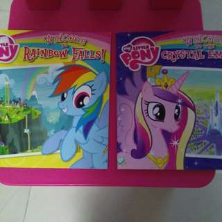 My Little Pony  books