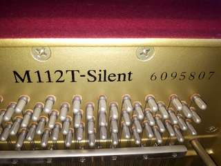 Yamaha Silent Piano M112T for sale