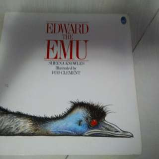 Edward the Emu book