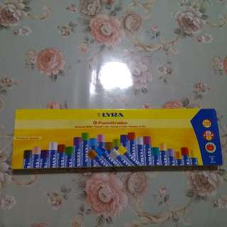 Lyra Oil Pastel Sticks