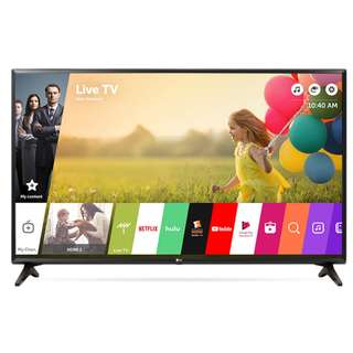 "Brand new LG 49"" FHD Smart LED TV"