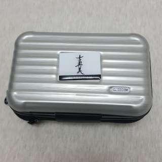全新行李箱過夜包 類似長榮航空的RIMOWA+筆記本