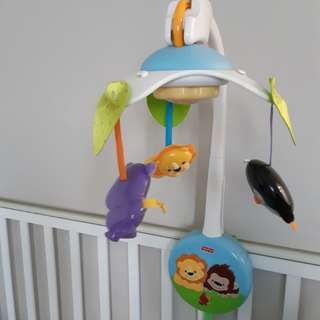 Fisher Price Musical Mobile