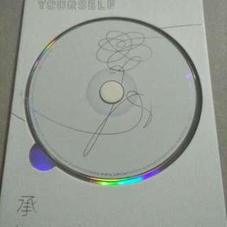 Bts - love yourself album
