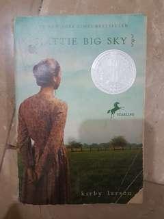 Hattie Big Sky by Kirby Larson