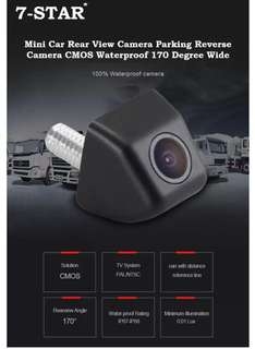 Car Camera - Car Reverse camera - Car Rear Camera - Reverse Rear Car Camera system - 7-STAR*