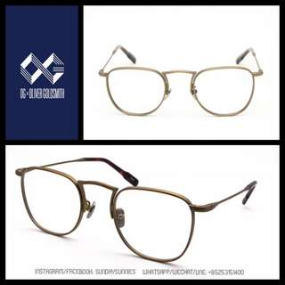 OG x Oliver Goldsmith Door eyeglasses