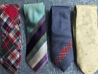 Branded ties for sale