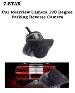 Car Cam - Reverse Car Camera - Car Rear Camera (Wide-Angle/Weatherproof/Night Vision) - 7-STAR*