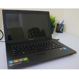 Laptop Gaming Lenovo G410 Core i5 dual VGA