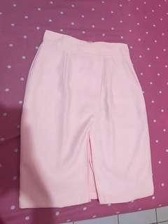 Rok Span Soft Pink size S