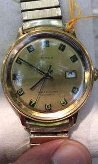 Vintage ... 1975...Timex.. auto..