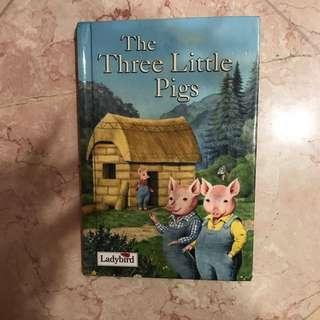 Three little pig book