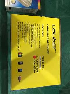 Caliber DVD player