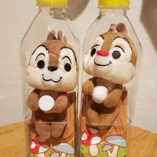 Chip and Dale soft toys