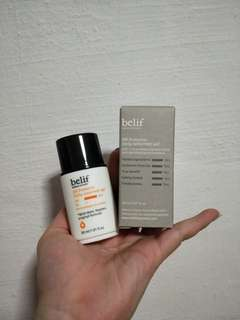 Belif sunscreen