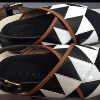 Marni 涼鞋 37Size